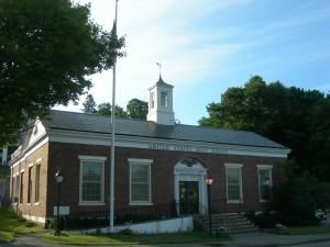 Dexter Maine Post Office