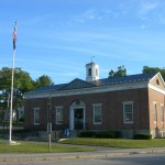 Dover-Foxcroft Maine Post Office