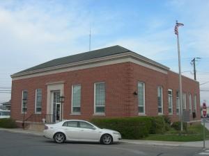 Harrington Delaware Post Office
