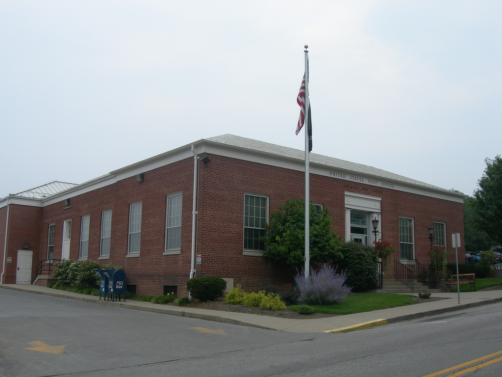 Lewisburg West Virginia Post Office