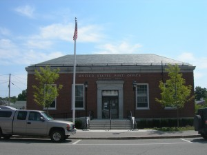 Millinocket Maine Post Office
