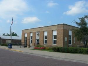 Mount Ayr Iowa Post Office