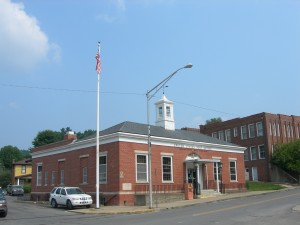Mount Hope West Virginia Post Office