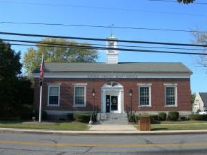 Selbyville Delaware Post Office