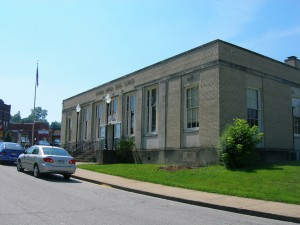 Spencer West Virginia Post Office