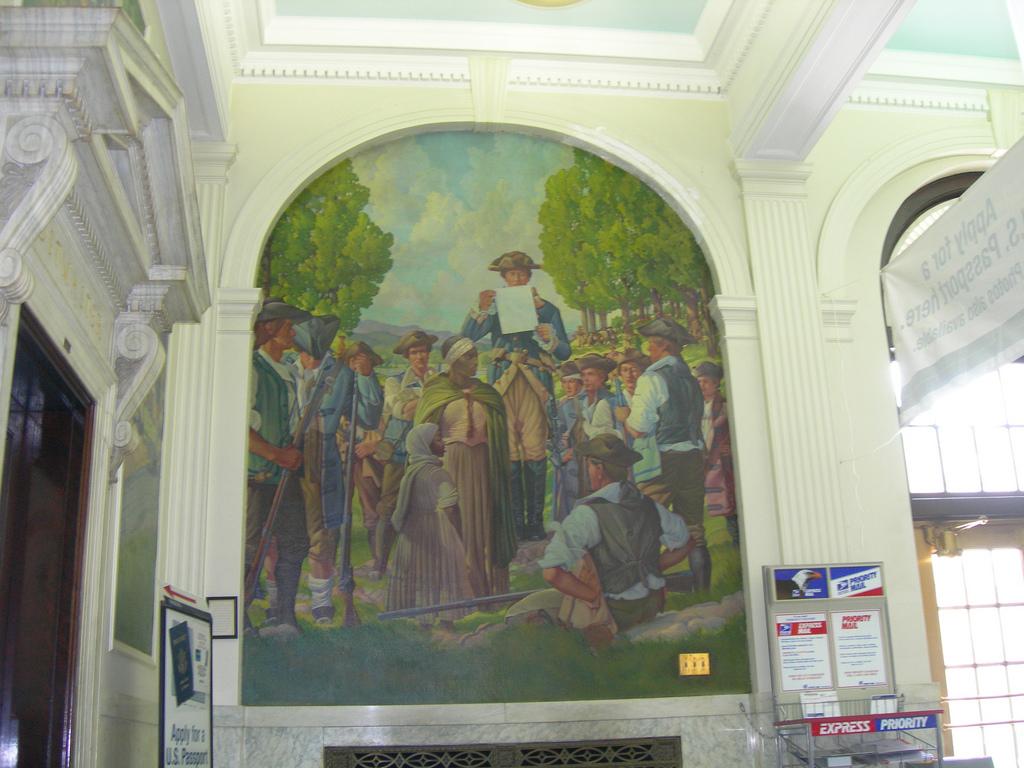 Stephen J. Belaski Mural