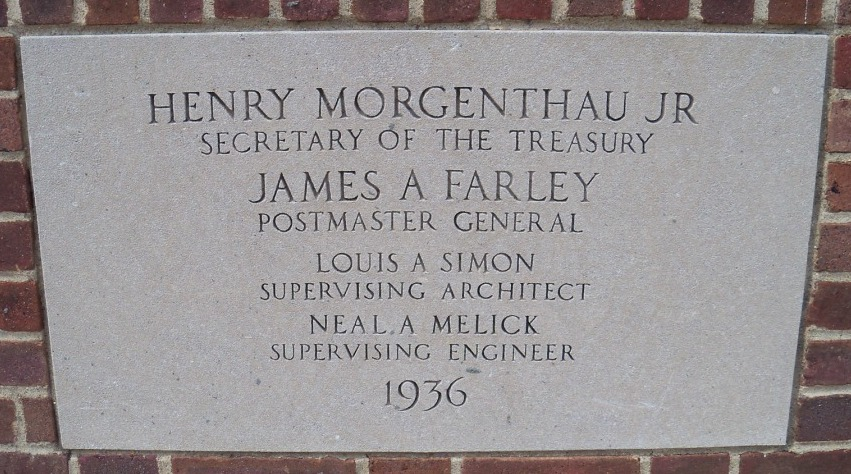 Upper Marlboro Library Cornerstone