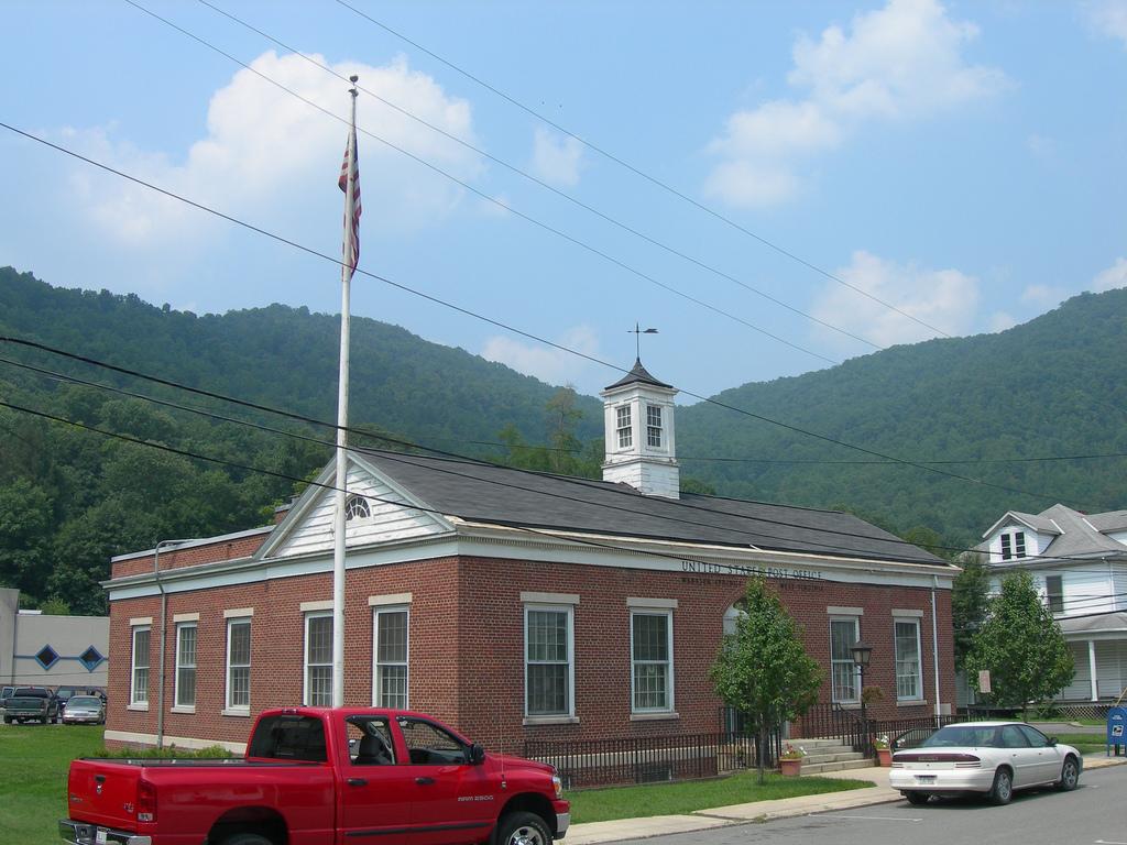 Webster Springs West Virginia Post Office