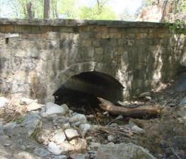 Wet Canyon Bridge