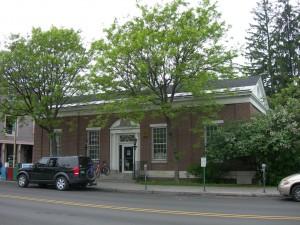 Woodstock Vermont Post Office
