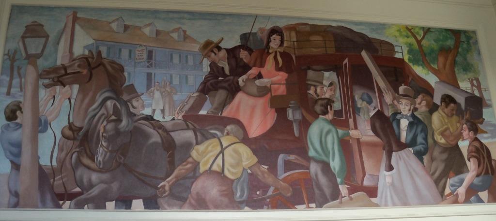 Jacob Getlar Smith Mural