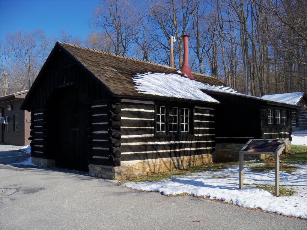 WPA Built Blacksmith Shop