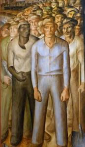 "John Langley Howard's ""California Industrial Scenes."" Coit Tower, 1934"
