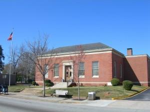 College Park Georgia Post Office