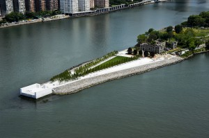 Four Freedoms Aerial View
