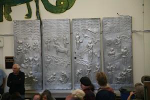 Original Otto Wester Doors