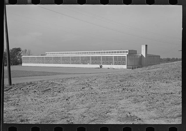 Jersey Homesteads Garment Factory 1936