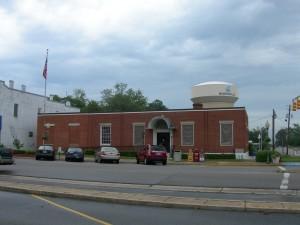 Monroeville Alabama Post Office