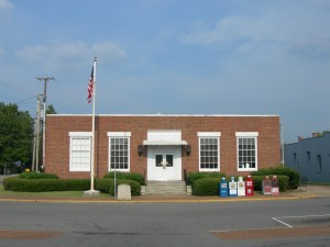 Scottsboro Alabama Post Office