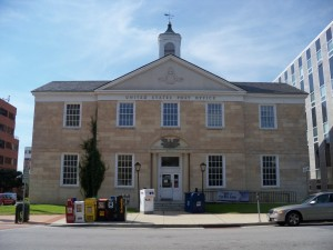Towson Maryland Post Office