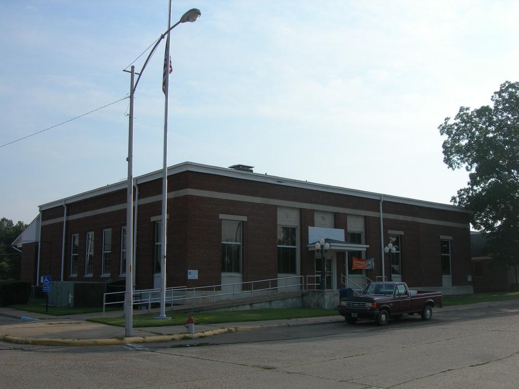 Wynne Arkansas Post Office