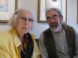 Beth Danysh and Harvey Smith