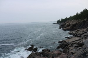 Acadia National Park Coastline