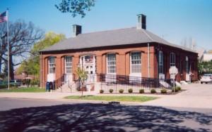 Akron New York Post Office