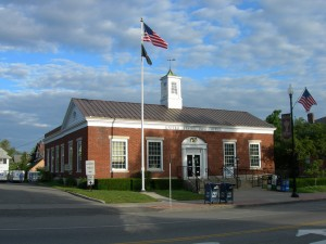 Albion New York Post Office