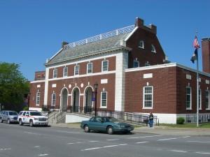 Amsterdam New York Post Office