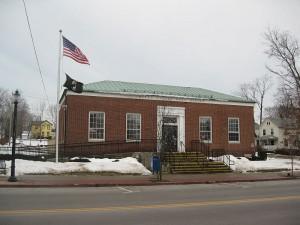 Angola New York Post Office
