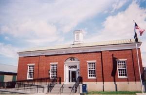 Canajoharie New York Post Office