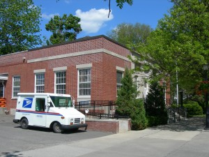 Cooperstown New York Post Office