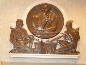 Cooperstown New York Post Office Relief