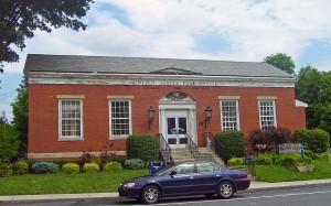 Delmar New York Post Office
