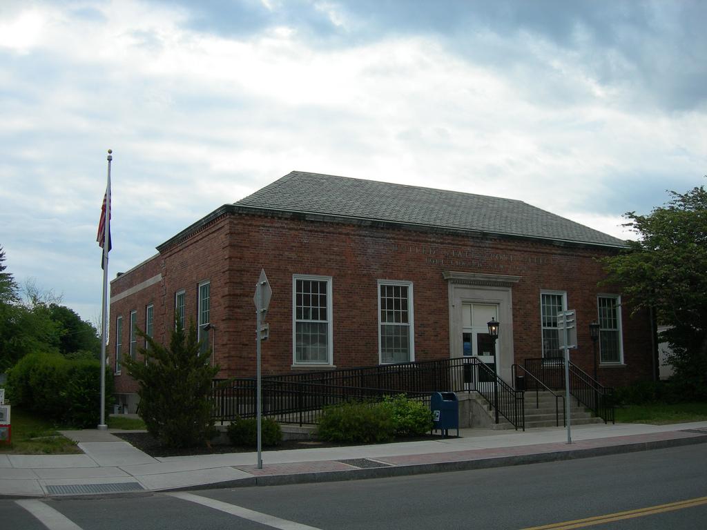Fort Edward New York Post Office