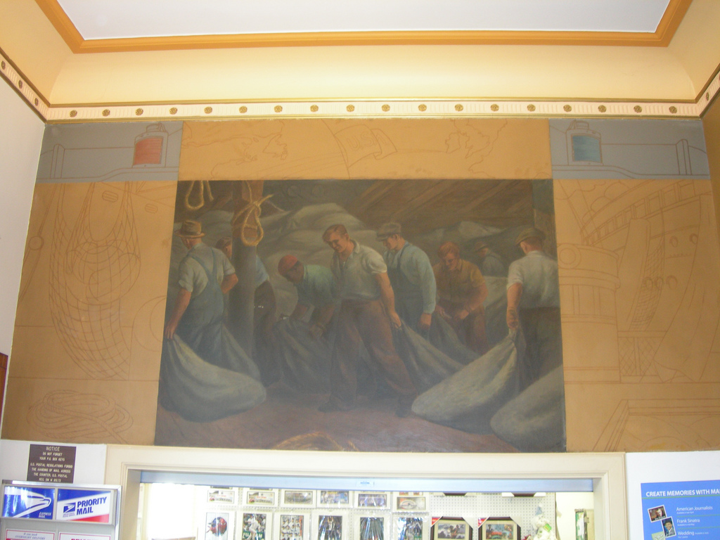 Frederick Knight Mural