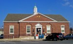 Goshen New York Post Office