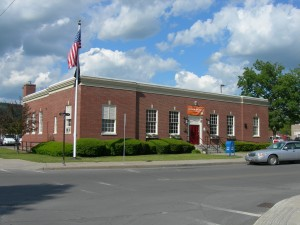 Ilion New York Post Office