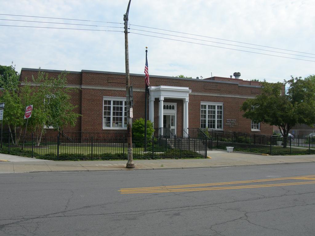 Johnson City New York Post Office