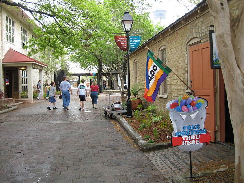 La Villita, San Antonio