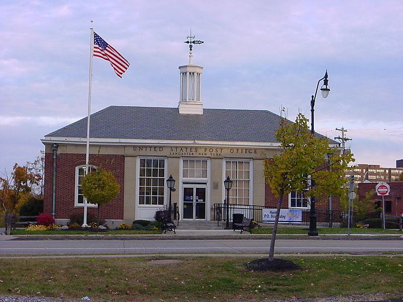 Lancaster New York Post Office