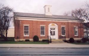 Ticonderoga New York Post Office