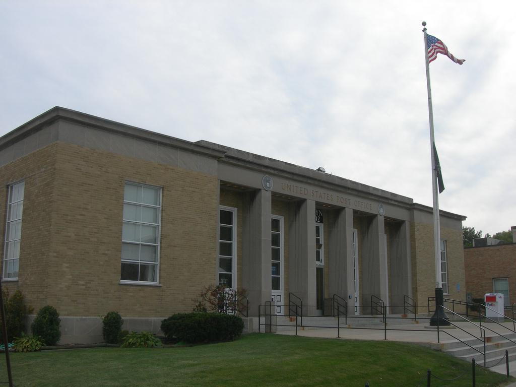 Berwyn IL Post Office