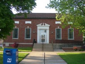 Carthage IL Post Office