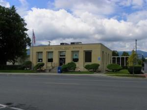 Colville Washington Post Office