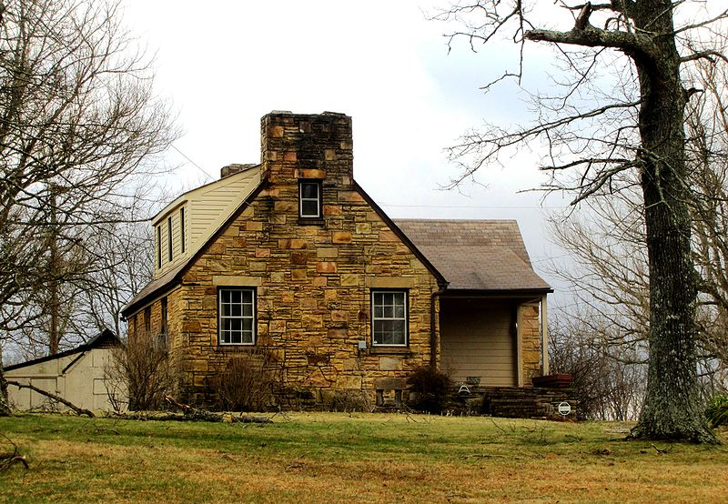 Typical Cumberland Homesteads House
