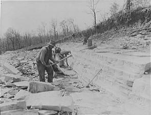 Cumberland Homesteads Under Construction