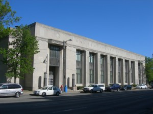 Decatur IL Post Office