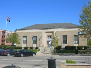 Downers Grove IL Post Office